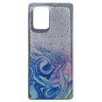 Чехол Yotrix GlitterFoil Case для Samsung Galaxy S10 lite (розовый, гелевый)