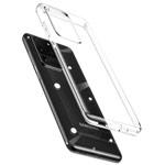 Чехол Baseus Simple Series для Samsung Galaxy S20 plus (прозрачный, гелевый)