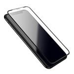 Защитное стекло hoco Fast Attach 3D для Apple iPhone 11 pro max (черное, 0.3 мм)