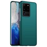 Чехол X-Level Guardian Case для Samsung Galaxy S20 ultra (темно-зеленый, гелевый)
