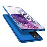 Чехол X-Level Guardian Case для Samsung Galaxy S20 plus (темно-синий, гелевый)