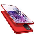 Чехол X-Level Guardian Case для Samsung Galaxy S20 (красный, гелевый)