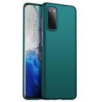 Чехол X-Level Guardian Case для Samsung Galaxy S20 (темно-зеленый, гелевый)