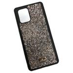 Чехол Swarovski Crystal Case для Samsung Galaxy S20 (розовый, гелевый)