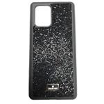 Чехол Swarovski Crystal Case для Samsung Galaxy S20 plus (черный, гелевый)