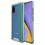 Чехол Space Military Standart case для Samsung Galaxy A41 (прозрачный, композитный)