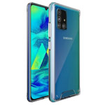 Чехол Space Military Standart case для Samsung Galaxy A31 (прозрачный, композитный)