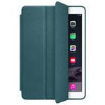 Чехол Yotrix SmarterCase для Apple iPad 10.2 (темно-зеленый, кожаный)