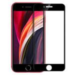 Защитное стекло Yotrix 3D Pro Glass Protector для Apple iPhone SE 2020 (черное)