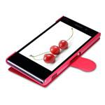 Чехол Nillkin Side leather case для Sony Xperia Z1 L39h (красный, кожанный)