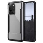Чехол X-doria Defense Shield для Samsung Galaxy S20 ultra (черный, маталлический)