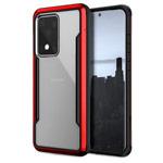 Чехол X-doria Defense Shield для Samsung Galaxy S20 ultra (красный, маталлический)