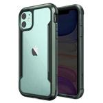 Чехол X-doria Defense Shield для Apple iPhone 11 (темно-зеленый, маталлический)