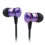 Наушники Awei Detailed Sound (фиолетовый/красный, пульт/микрофон, 20-20000 Гц, 10 мм)
