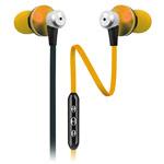 Наушники Awei Extra bass power (оранжевый, пульт/микрофон, 20-20000 Гц, 13 мм)