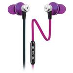 Наушники Awei Extra bass power (фиолетовый, пульт/микрофон, 20-20000 Гц, 13 мм)