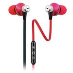 Наушники Awei Extra bass power (розовый, пульт/микрофон, 20-20000 Гц, 13 мм)