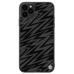 Чехол Nillkin Twinkle case для Apple iPhone 11 pro max (Lightning Black, композитный)