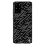 Чехол Nillkin Twinkle case для Samsung Galaxy S20 plus (Lightning Black, композитный)