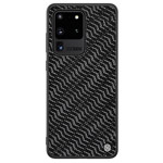 Чехол Nillkin Twinkle case для Samsung Galaxy S20 ultra (Silvery, композитный)