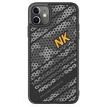 Чехол Nillkin Striker case для Apple iPhone 11 (черный, гелевый)