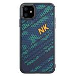 Чехол Nillkin Striker case для Apple iPhone 11 (синий, гелевый)