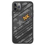 Чехол Nillkin Striker case для Apple iPhone 11 pro max (черный, гелевый)