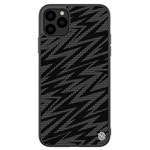 Чехол Nillkin Twinkle case для Apple iPhone 11 pro (Lightning Black, композитный)