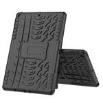Чехол Yotrix Shockproof case для Apple iPad 10.2 (черный, пластиковый)