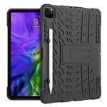 Чехол Yotrix Shockproof case для Apple iPad Pro 11 2020 (черный, пластиковый)
