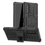 Чехол Yotrix Shockproof case для Sony Xperia 5 (черный, гелевый)