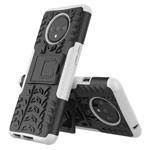 Чехол Yotrix Shockproof case для OnePlus 7T (белый, гелевый)