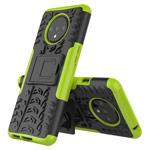Чехол Yotrix Shockproof case для OnePlus 7T (зеленый, гелевый)