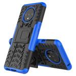 Чехол Yotrix Shockproof case для OnePlus 7T (синий, гелевый)