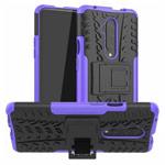 Чехол Yotrix Shockproof case для OnePlus 7T pro (фиолетовый, гелевый)