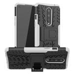 Чехол Yotrix Shockproof case для OnePlus 8 (белый, гелевый)