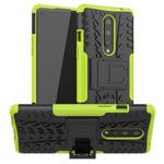 Чехол Yotrix Shockproof case для OnePlus 8 (зеленый, гелевый)