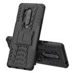 Чехол Yotrix Shockproof case для OnePlus 8 pro (черный, гелевый)
