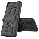 Чехол Yotrix Shockproof case для Samsung Galaxy A11 (черный, гелевый)