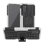 Чехол Yotrix Shockproof case для Samsung Galaxy A31 (белый, гелевый)