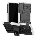 Чехол Yotrix Shockproof case для Samsung Galaxy A41 (белый, гелевый)