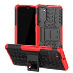 Чехол Yotrix Shockproof case для Samsung Galaxy A41 (красный, гелевый)