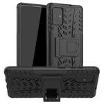 Чехол Yotrix Shockproof case для Samsung Galaxy A71 (черный, гелевый)
