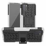 Чехол Yotrix Shockproof case для Samsung Galaxy Note 10 lite (белый, гелевый)