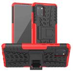 Чехол Yotrix Shockproof case для Samsung Galaxy Note 10 lite (красный, гелевый)