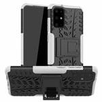 Чехол Yotrix Shockproof case для Samsung Galaxy S20 plus (белый, гелевый)