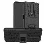 Чехол Yotrix Shockproof case для Xiaomi Poco X2 (черный, гелевый)