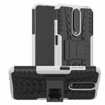 Чехол Yotrix Shockproof case для Xiaomi Poco X2 (белый, гелевый)