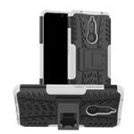 Чехол Yotrix Shockproof case для Xiaomi Redmi 8 (белый, гелевый)