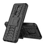Чехол Yotrix Shockproof case для Xiaomi Redmi 8A (черный, гелевый)